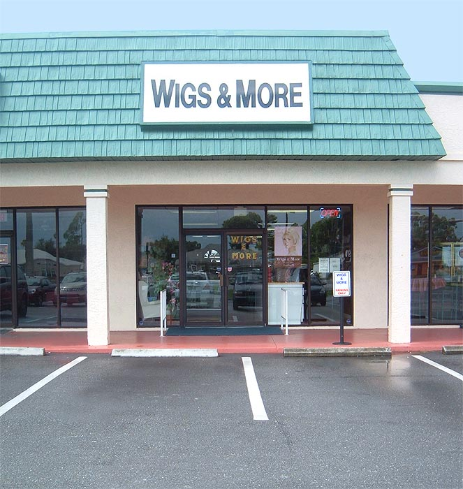 At Wigs & More, You Never Looked so Good!